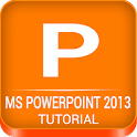MS Powerpoint Tutorial Free icon