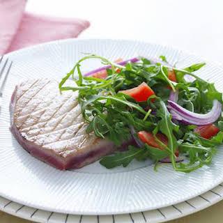 Grilled Tuna.
