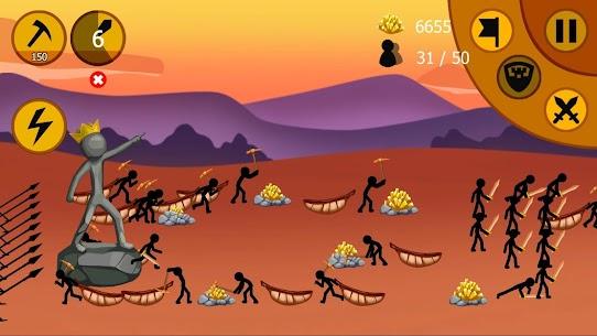 Stickman Battle 2020: Stick Fight War 4