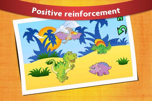 Kids Peg Puzzle Game screenshot 8