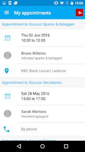 KBC Mobile Screenshot 4