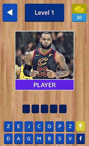 Quiz NBA Basketball 1.4 screenshots 2