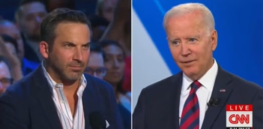 Restaurant owners blast 'out of touch' Biden for townhall remarks