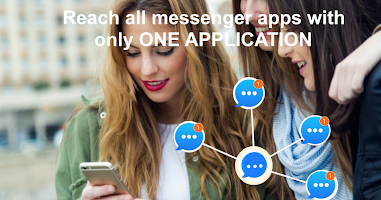 screenshot of Messenger : Messages ,text and video chat