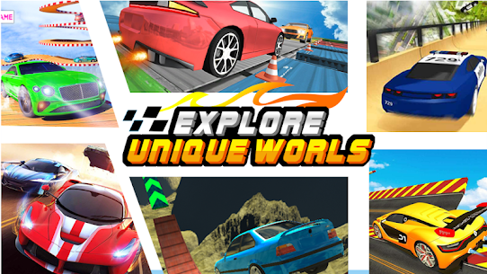 Ramp Car Stunts: Impossible GT Car Racing 1.0.2 Mod + Data Download 1