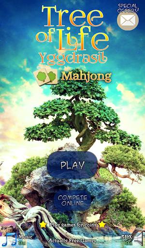 Hidden Mahjong: Tree of Life