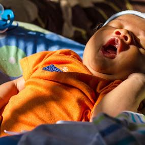 Boppy Time 6 by Malik Marcell - Babies & Children Babies ( burp, laugh, play, sleep, cry, newborn, sister, tristan, boppy, chloe, baby, smile, boy )