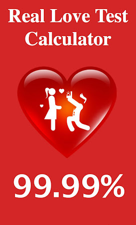 Real Love Calculator By Name