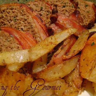 Meatloaf Wrapped in Bacon Recipe