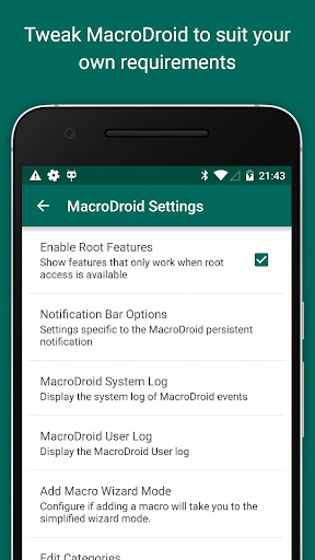 MacroDroid - Device Automation screenshot 8