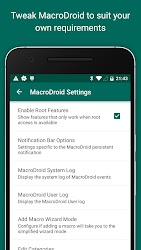 MacroDroid Pro – Device Automation 3.18.3 APK 8