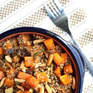 Easy Butternut Squash Recipe with Lentil and Quinoa