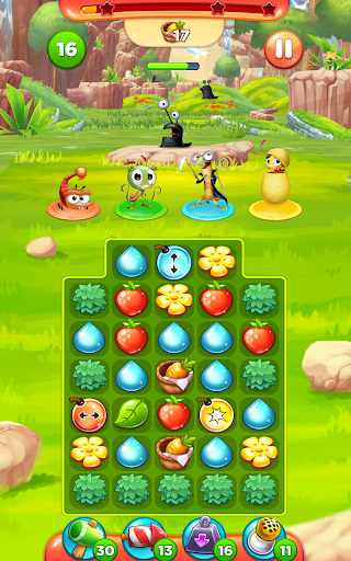 Best Fiends Stars - Free Puzzle Game apktram screenshots 8