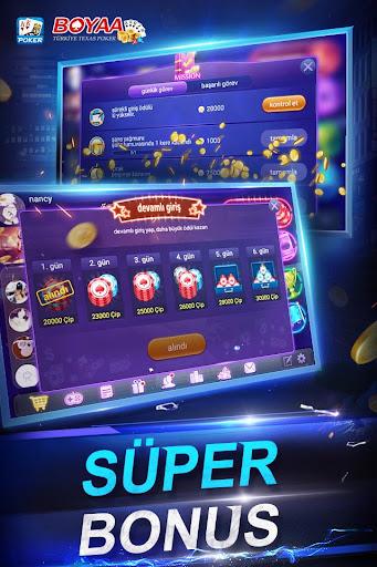 Tu00fcrkiye Texas Poker 5.9.0 Mod screenshots 1