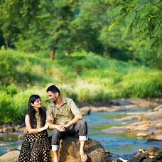 Wedding photographer Sarath Santhan (evokeframes). Photo of 23.10.2017