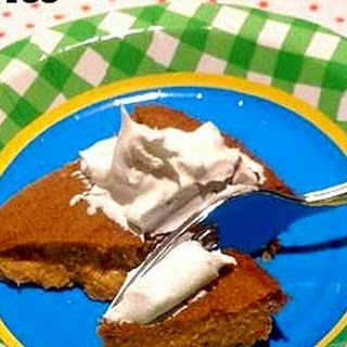 Gluten Free Pumpkin Pie ( vegan)