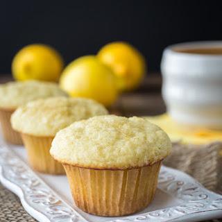 tuscan Lemon Ricotta Muffins