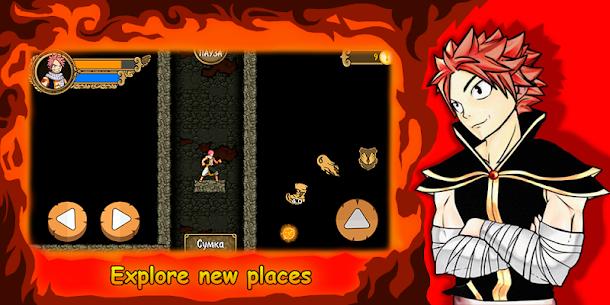 Fairy Light Fire Dragon Mod Apk (God Mode + Unlimited Mana) 2
