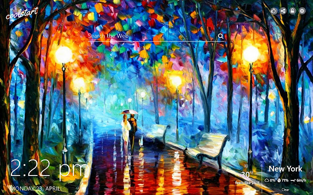 Paintings HD Wallpapers Art New Tab Theme