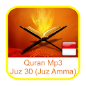 Quran Mp3 terjemahan Indonesia icon