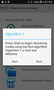 Video Recovery apk download 5