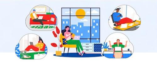 Tính năng mới trong Google Meet 2