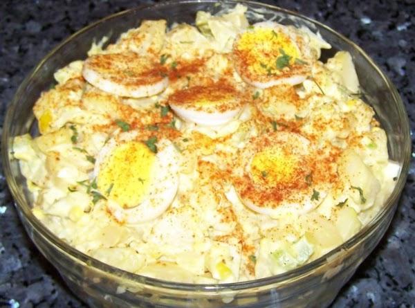 My Grandma Trulas Potato Salad Recipe