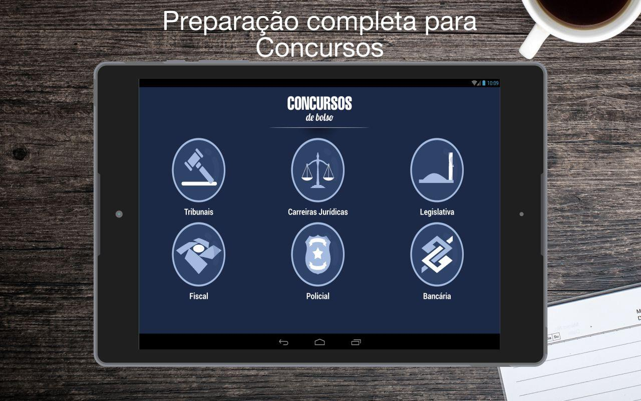 Concursos de Bolso- screenshot