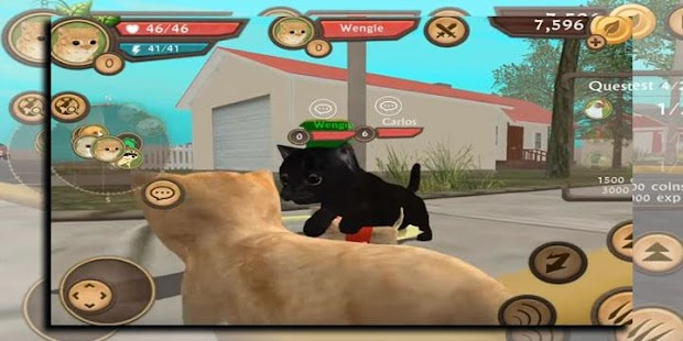Advice for Cat Sim Online: Play with Cats - náhled