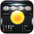 Analog Clock & Weather Widget file APK for Gaming PC/PS3/PS4 Smart TV