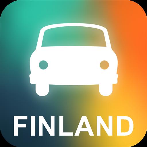 芬蘭 GPS導航 旅遊 App LOGO-APP試玩
