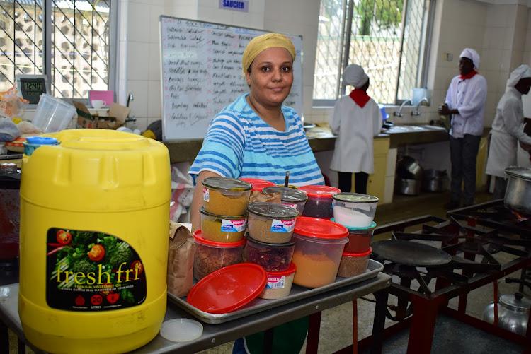 Image result for Female Kenyan Chef Breaks Guinness World Record