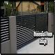 Minimalist Fence Design