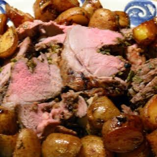 Ras El Hanout Lamb Recipes.
