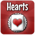 ❤ Hearts card game icon