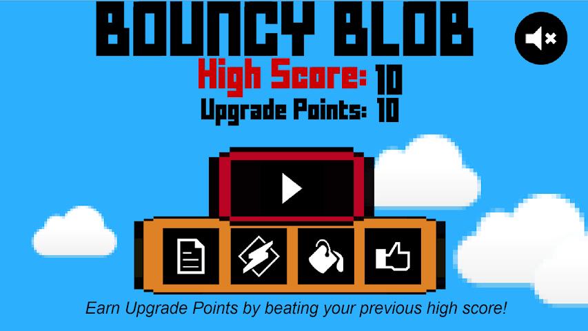 android Bouncy Blob! Screenshot 3