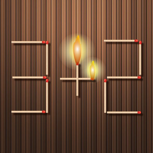Math Puzzle With Sticks (No Ads)