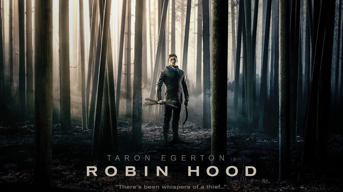 Image: Robin Hood movie poster