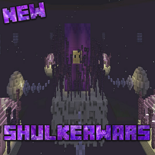 ShulkerWars Map for MCPE