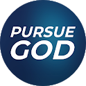 Pursue Journal and Bible icon