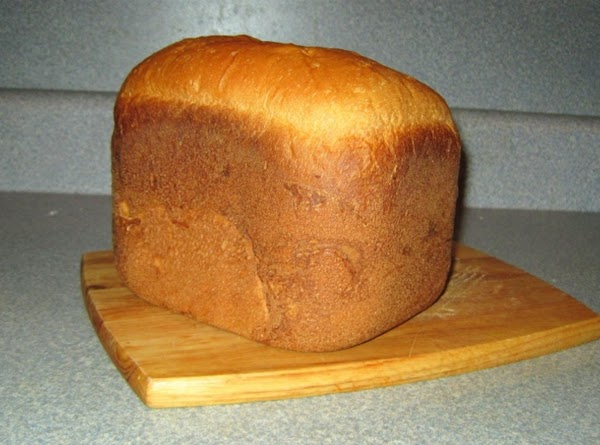 Add ingredients in order suggested by your bread machine manufacturer