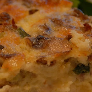 Sausage Egg Cheese Casserole Recipes