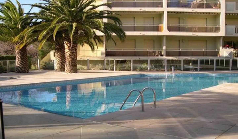 Appartement avec piscine Sainte-Maxime