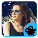Live Aquarium Photo Effect Video Maker Icon
