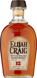 Elijah Craig Kentucky Straight Bourbon Whiskey - 750ml