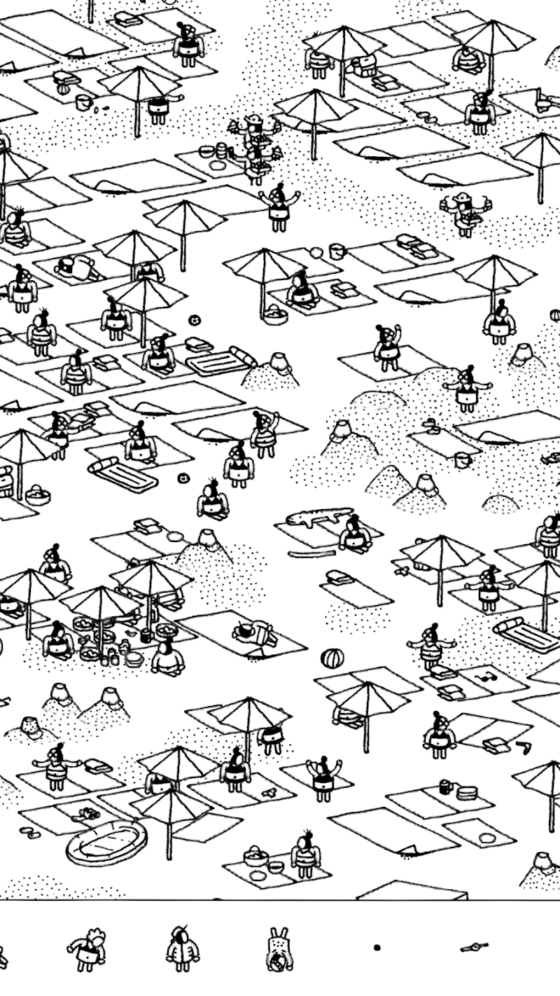 Hidden Folks Screenshot 5