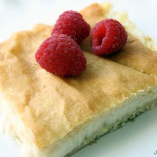 Breakfast Cheesecake.