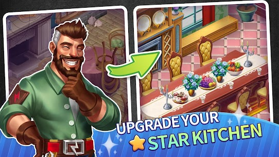 My Restaurant Empire MOD APK 0.5.04 [Unlimited Diamonds] 3