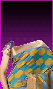 Pattu Saree Photo Suit screenshot 6