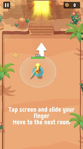 Code Triche Tales Rush! APK MOD screenshots 4